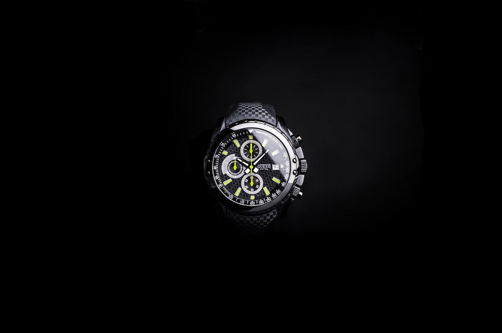 Zdjęcie reklamowe zegarka