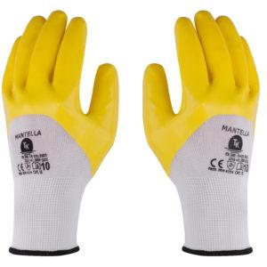 Zdjęcie produktowe rękawic roboczych