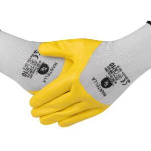 rękawice robocze zdjęcie typu duch