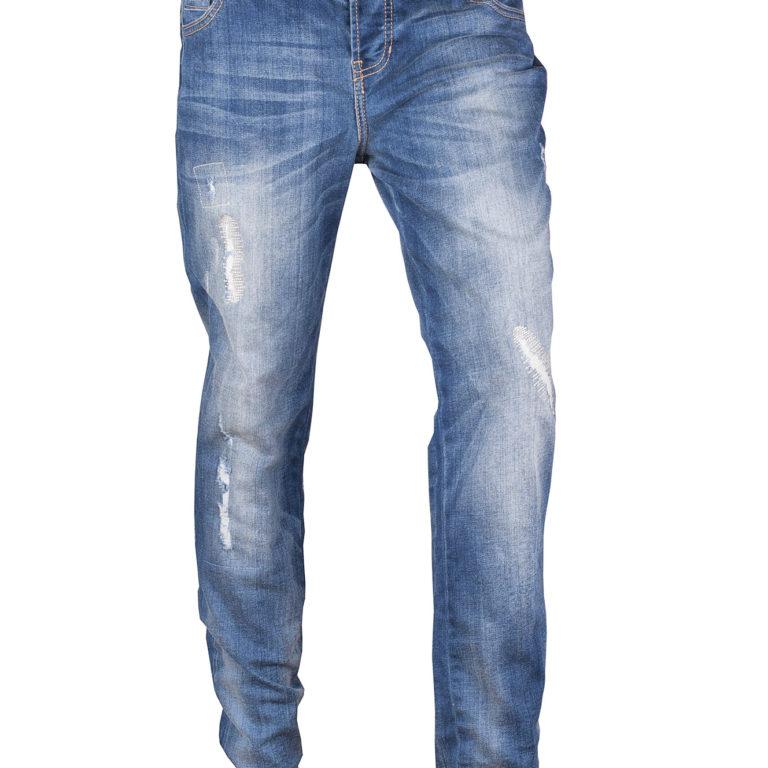 zdjęcie spodni na niewidzialnym manekinie