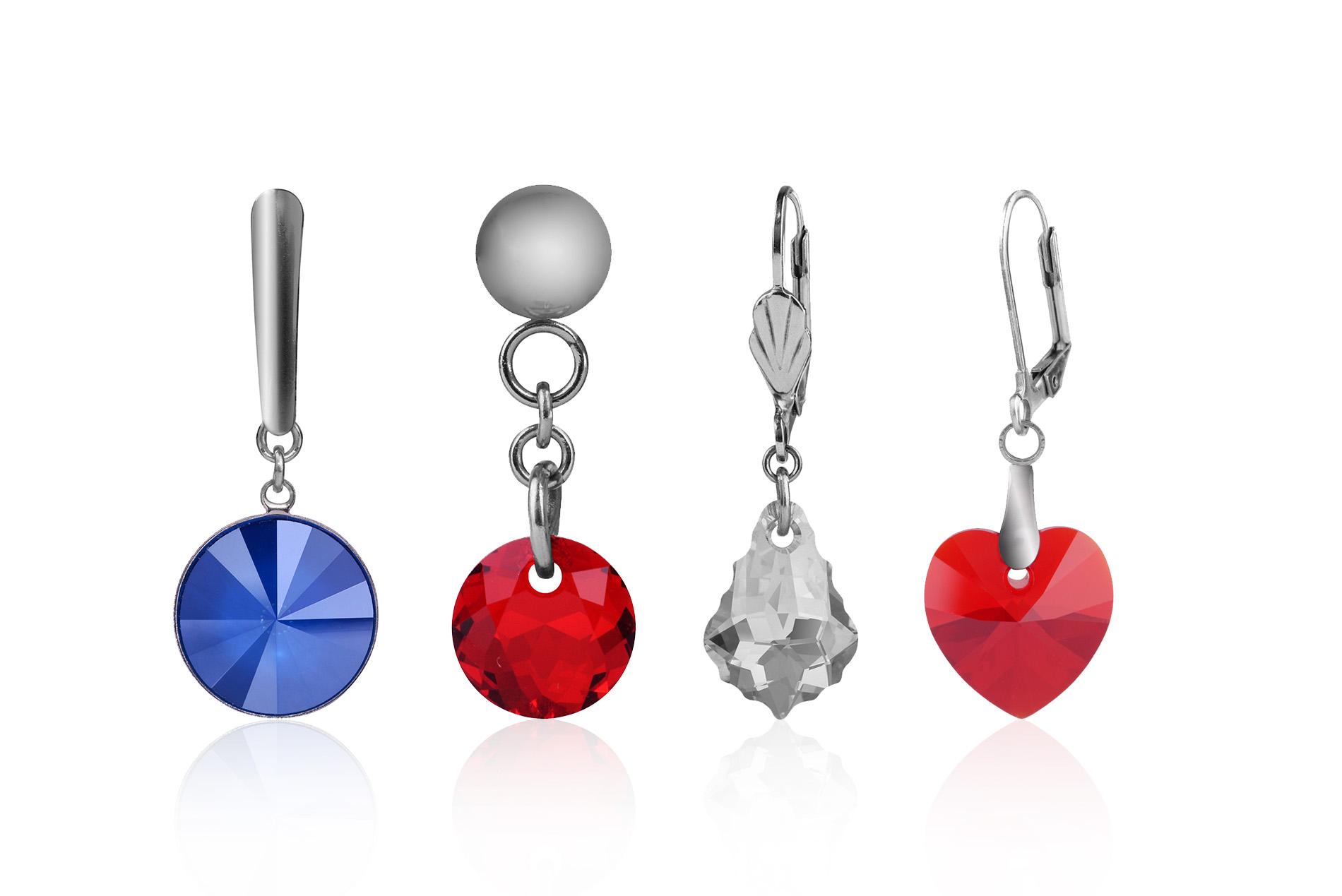 Packshot biżuteria