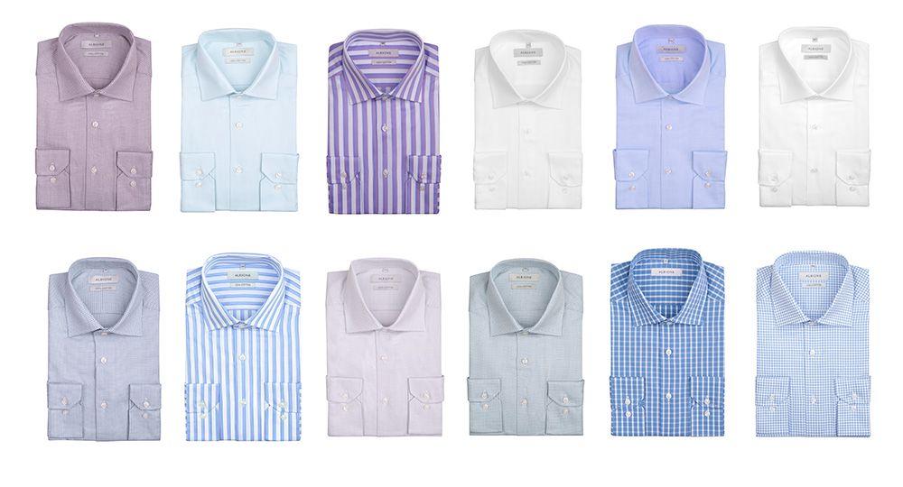 Flatshoty odzieży